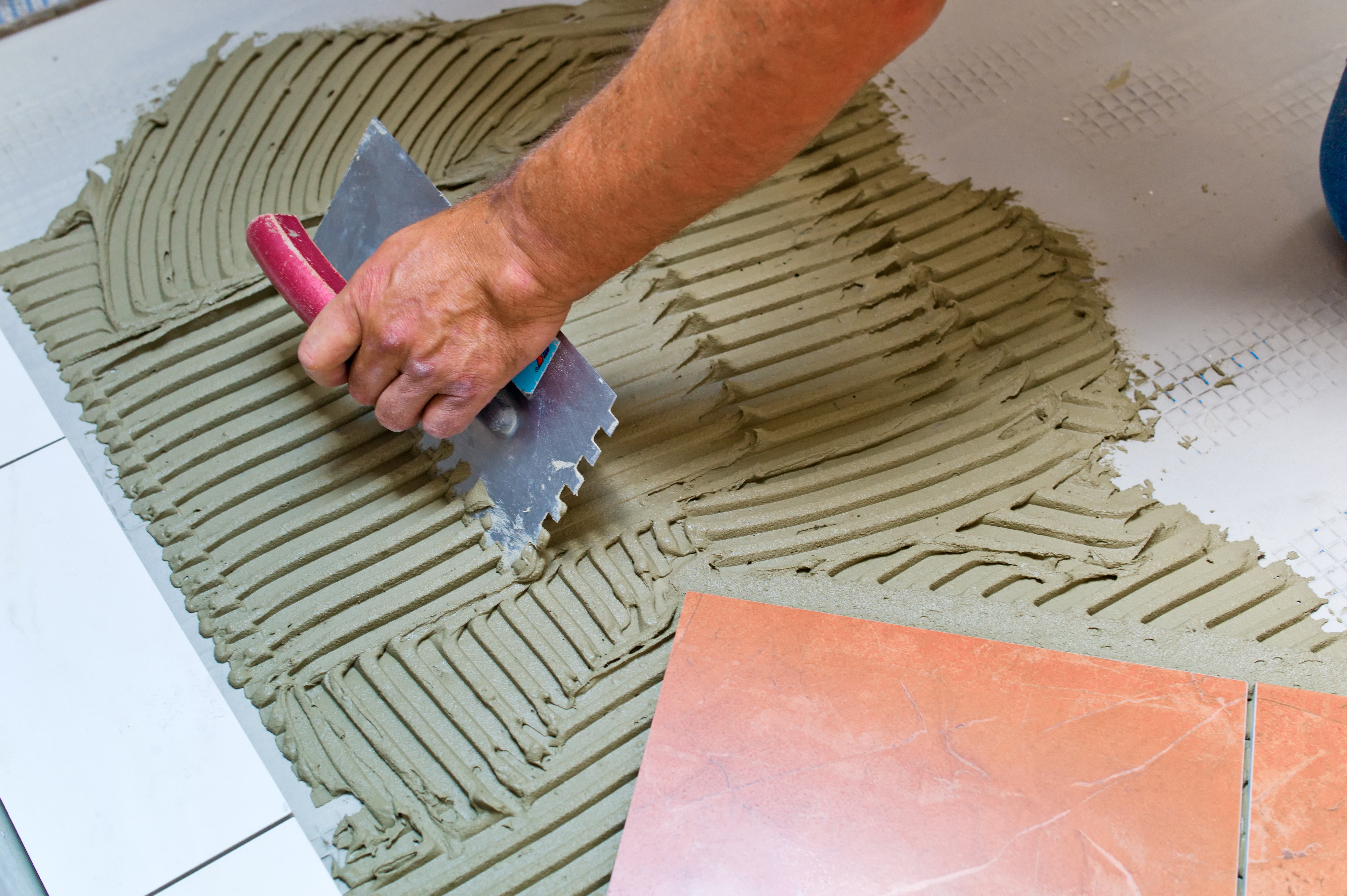 Mr ben maintenance tiling flooring mr ben maintenance for Dosage ciment pour chape carrelage